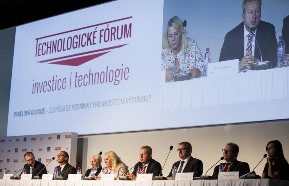 Technologické fórum 2019