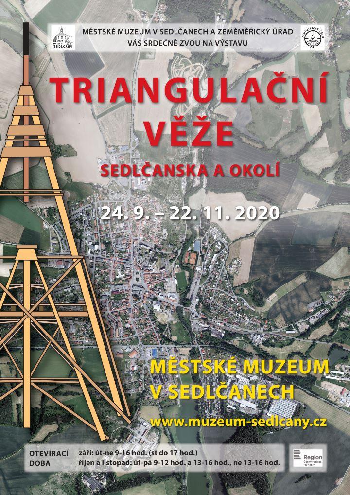 vystava-triangulacni-veze-sedlcanska-plakat